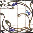 Gespannen-zweepslag-art-nouveau-geinspireerd-door-natuur